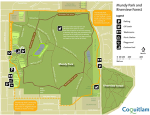 Friends of Mundy Park Heritage Society Fund